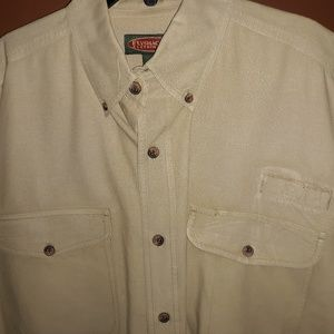 Flyshackle Clothing Co. Shirts - Medium Short Shelve Mens Shirt.